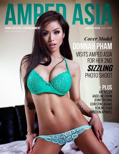 Amped Asia – July 2014