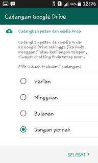Cara Mengatasi Whatsapp Error Tidak Bisa Dibuka Hermanbagus