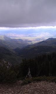Sunset Peak Utah
