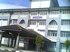 Bangunan Asrama