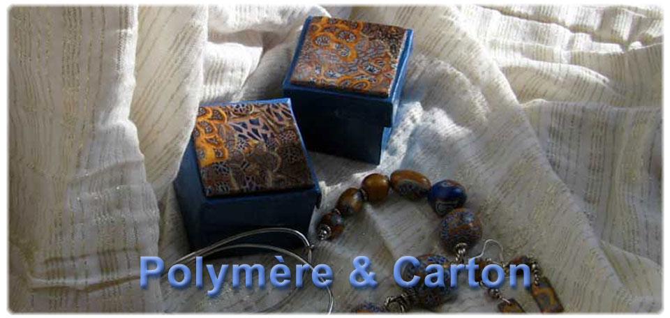 Polymère et Carton