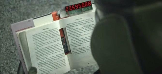 Buku yang hancur dengan sendirinya jika tidak selesai dibaca dalam 24 jam