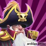 Dread Drake - Pahlawan Legenda - Konflik Kastil