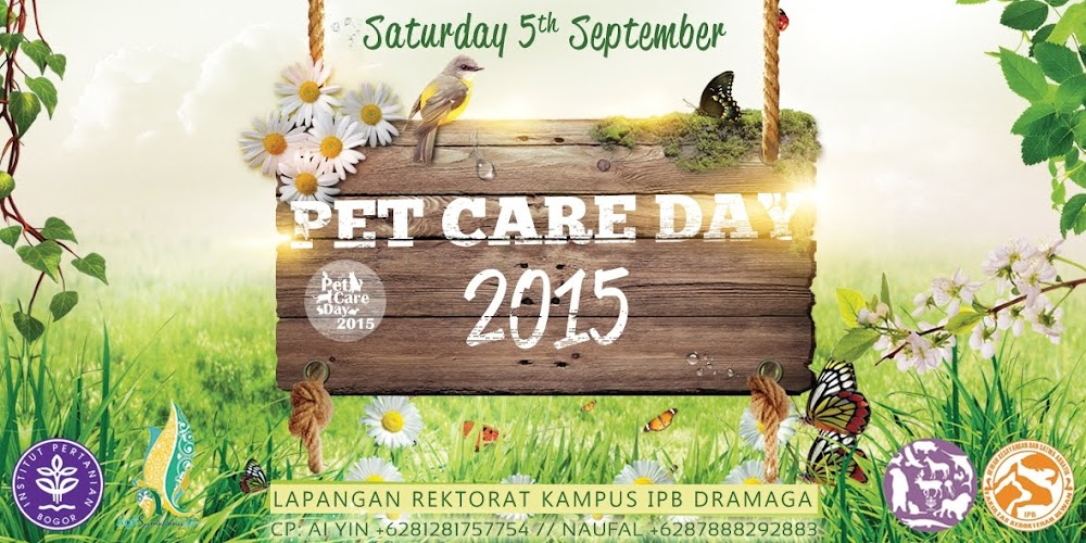 Pet Care Day 2015