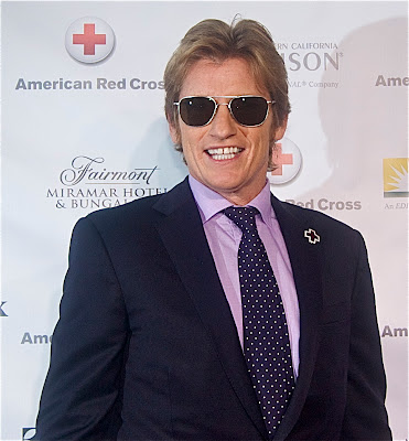 Denis Leary kept the attendees laughing