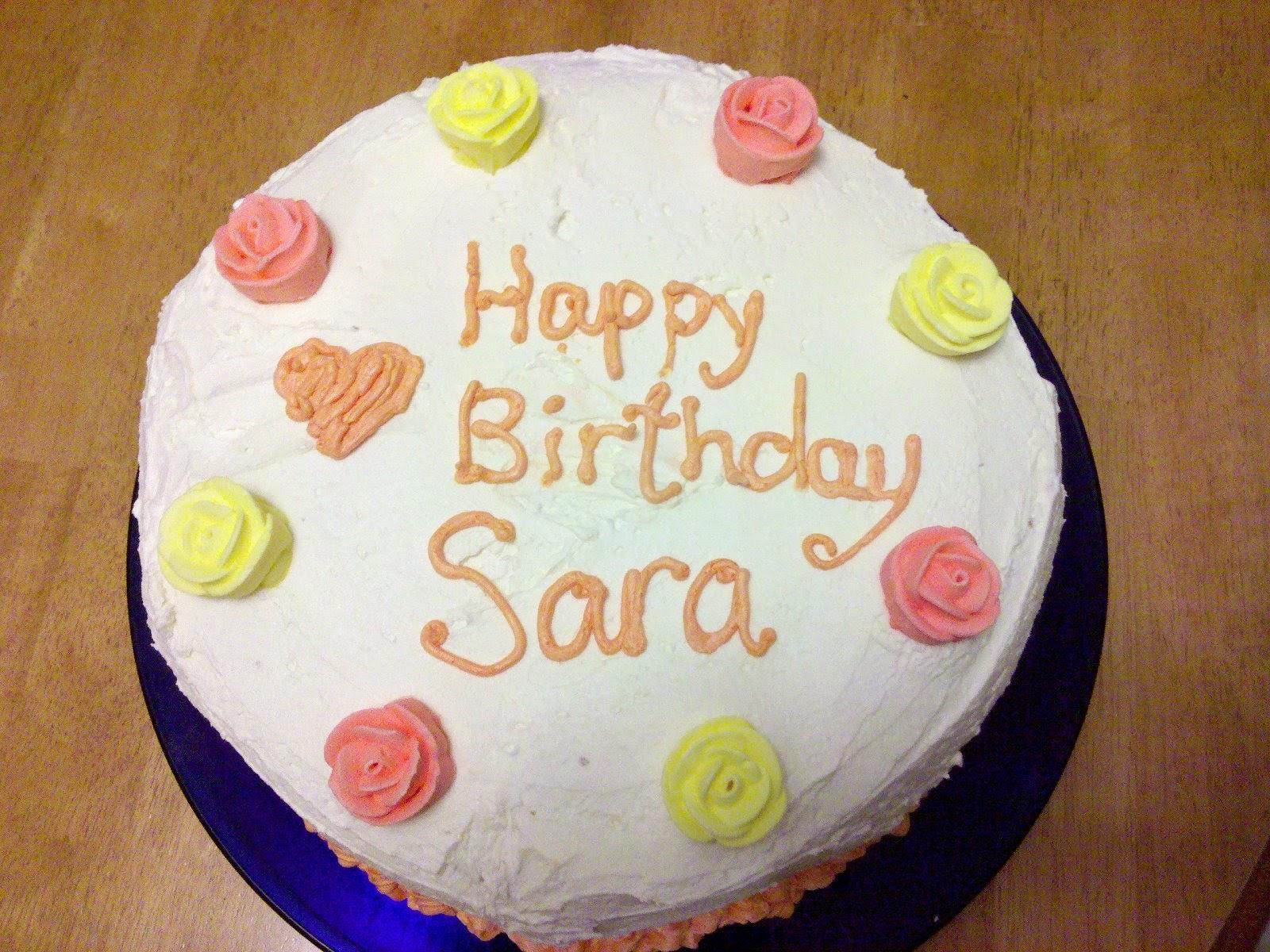 My Mothers Treasure Happy Birthday Sweet Sara