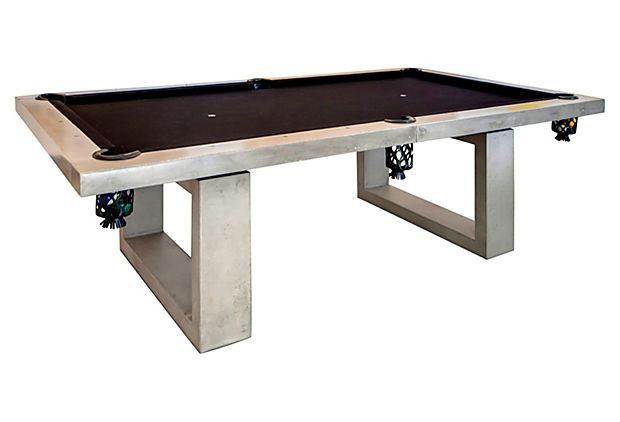 Industrial Style Pool And Pingpong Tables