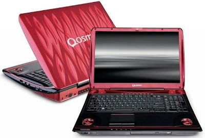 Notebook Toshiba Qosmio X305-Q706