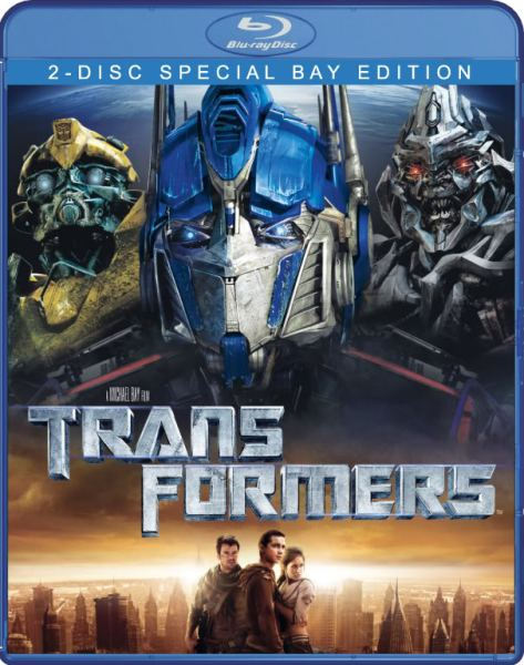 Transformers (2007) BluRay 720p BRRip 950MB