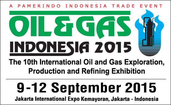 Pameran Oil dan Gas Indonesia 2015