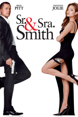 Sr. e Sra. Smith Filmes Torrent Download capa