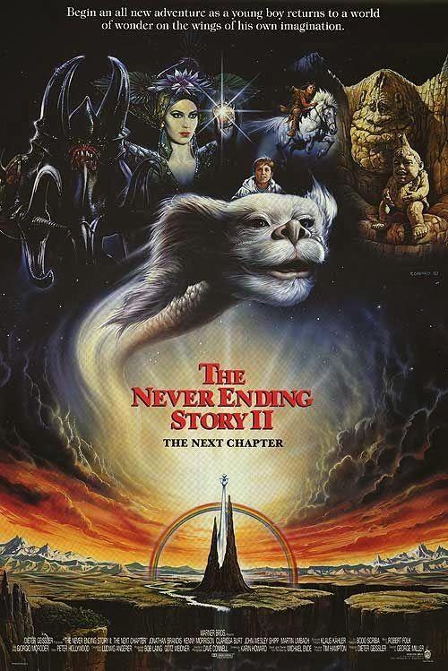 La historia interminable 2. El siguiente capítulo (1990)
