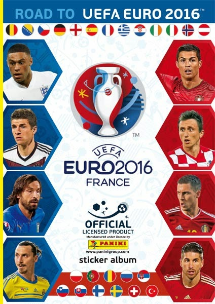 30 20 40 Complete your album 10 PANINI EURO 2016 Stickers 50 available