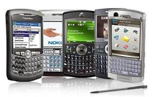 Smartphones a dá com o pau.