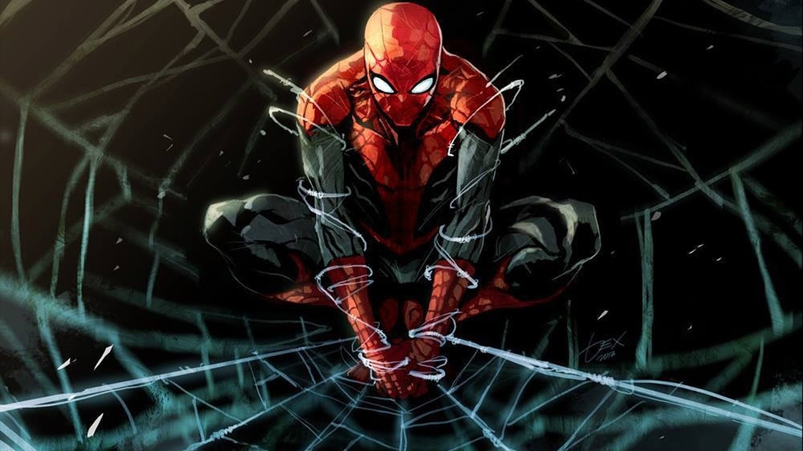 Dangerous Spiderman Pictures HD Web Net