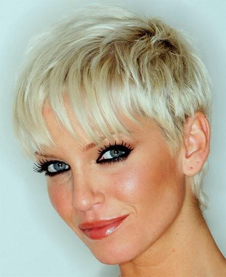 Стрижки для светлых волос женские
