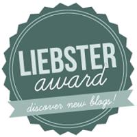 Tercer premio liebster award