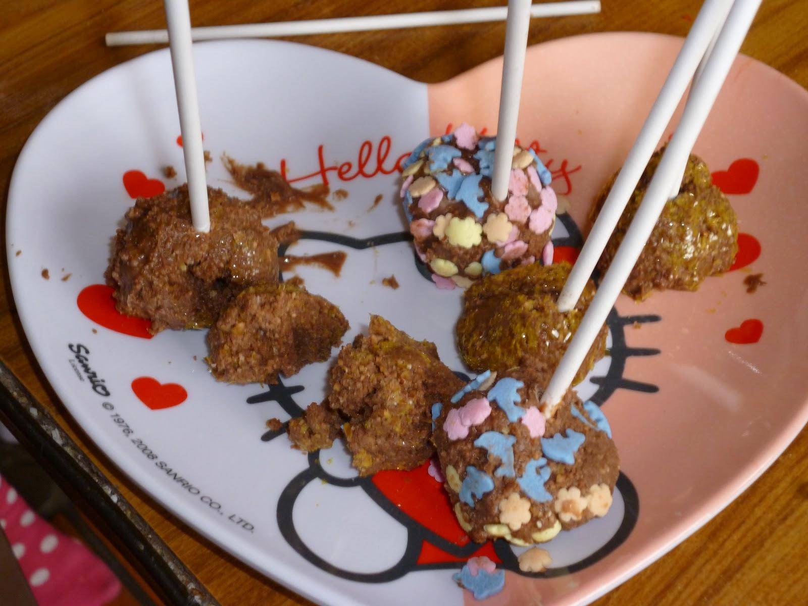Cake Pop Sticks Asda
