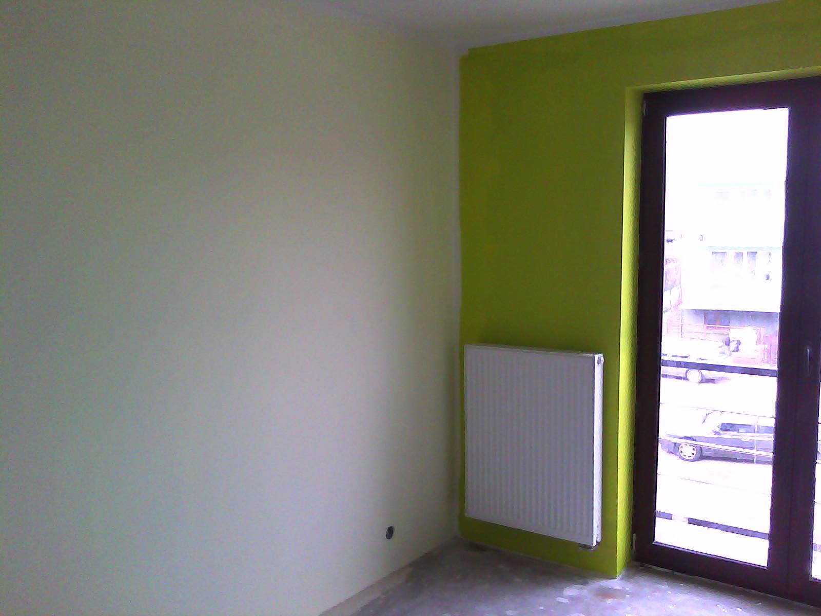 Turquoise muur woonkamer ~ Artikill.com