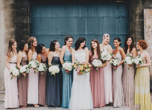 If You Choose Bridesmaid Dresses Can Let Sisters As Daily Dress This Is Also A Successful Choice Your Be Life