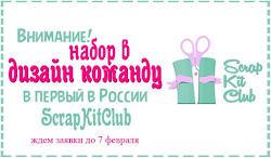Набор в Scrap Kit Club