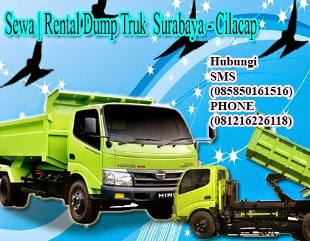 Sewa Dump Truk Surabaya - Cilacap