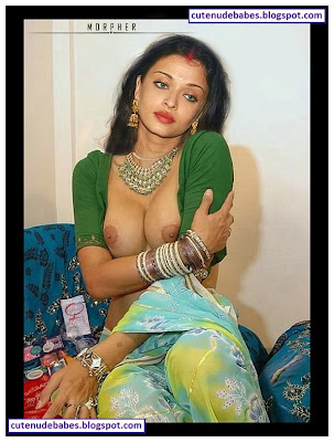 Aishwarya Rai showing her cute sexy juicy boobs and nipples - Hot ...