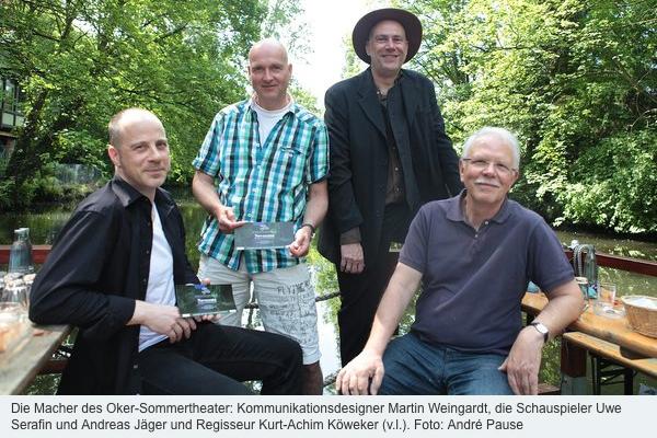 MEDIADRIVE Filmproduktion Braunschweig: Oker-Sommertheater
