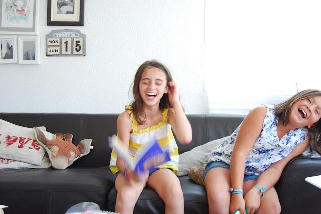 Manolito gafotas y la risa descacharrante