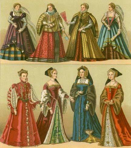 Ladies Fashion Europe