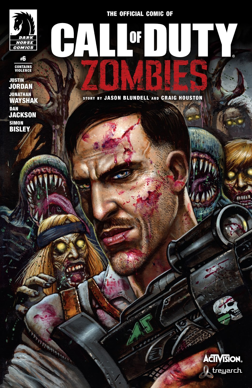 Call of Duty: Zombies issue 6 - Page 1
