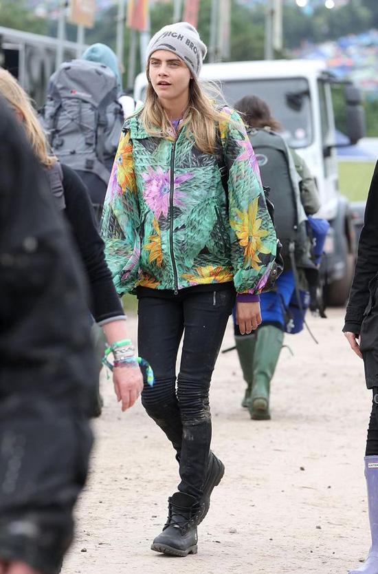 Glastonbury 2013 street color style