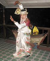 Burmese Dancer