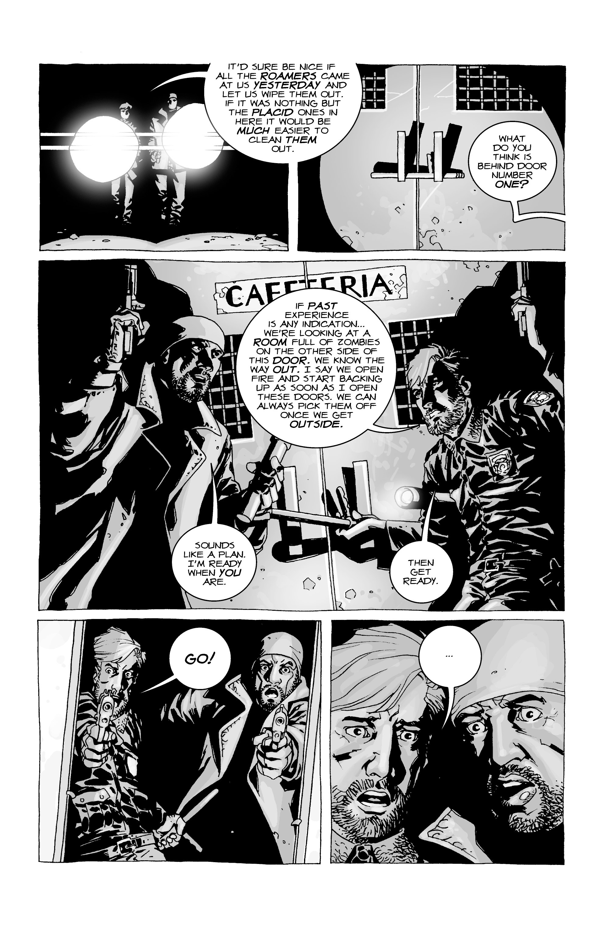 The Walking Dead Issue #13 Page 23