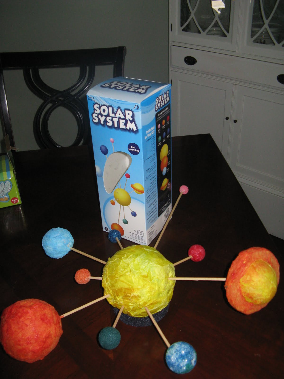 creative solar system projects - photo #6