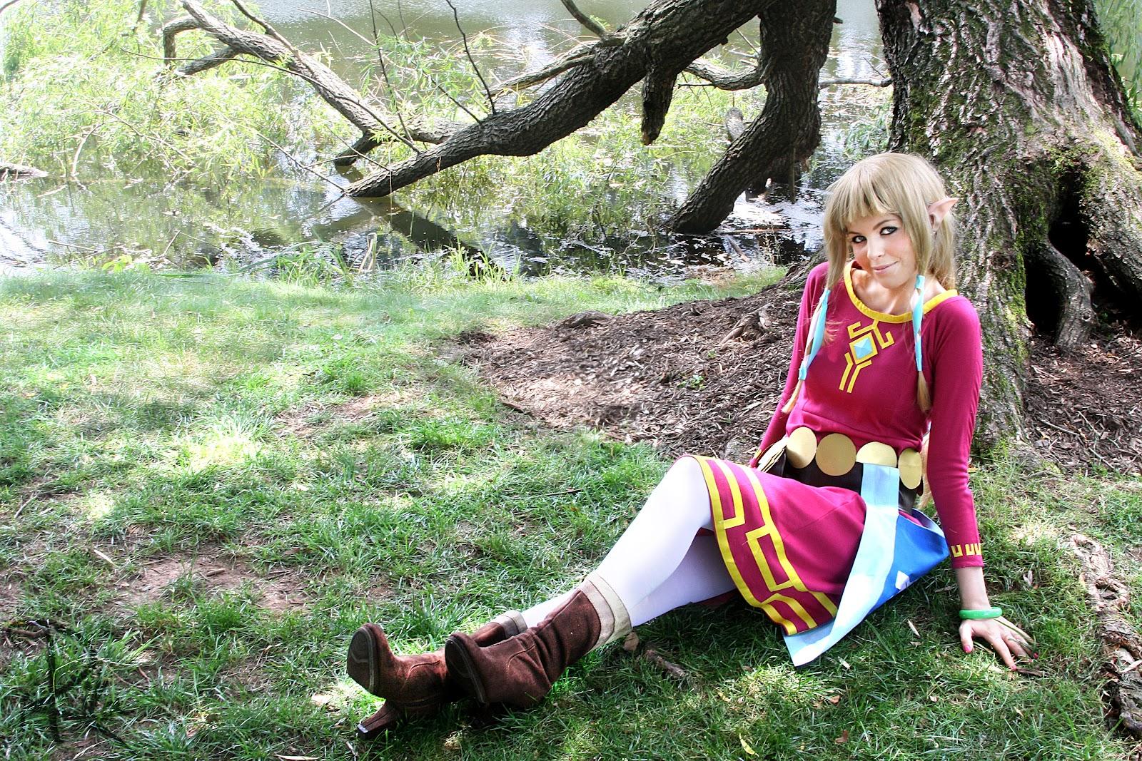 Miss Magitek  Zelda Co...