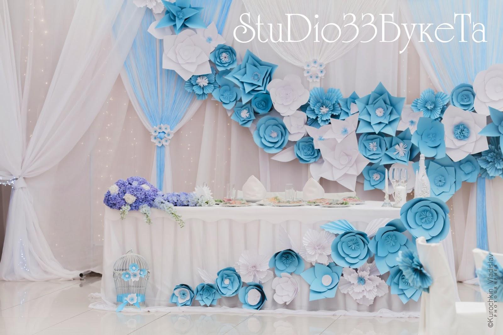 Украшение цветами для свадьбы своими руками 694