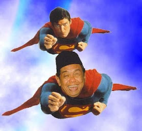 gusdur  super hero