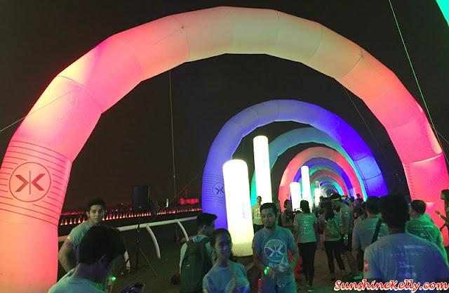 Electric Run 2015, My First Electric Run 2015 Experience, Running Experience, Electric Run Experience, Running, Fitness, Selangor Turf Club