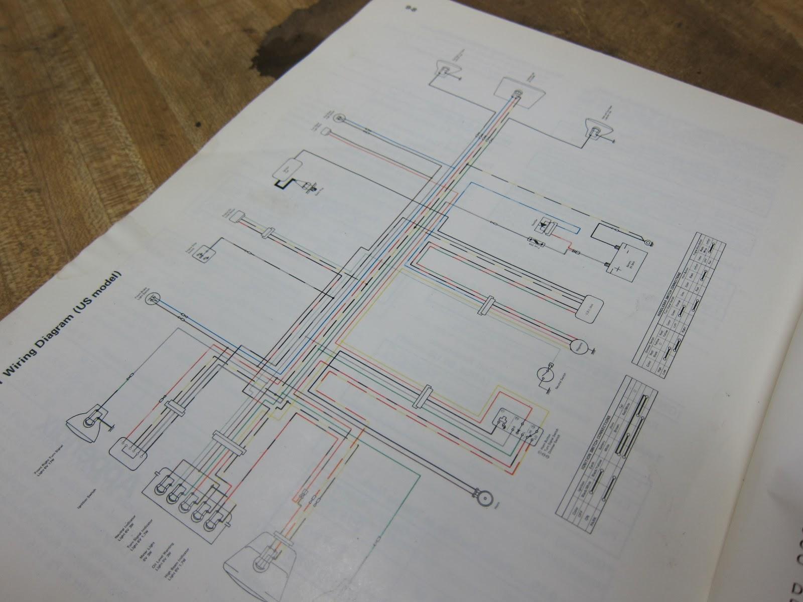 kawasaki ar80 wiring diagram