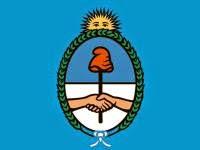 Escudo nacional (imagen detalle de la tapa de la cartilla)
