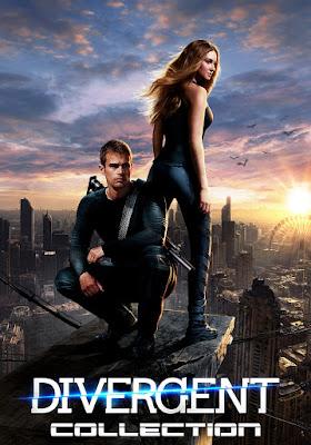Divergent Coleccion DVD R1 NTSC Latino + CD