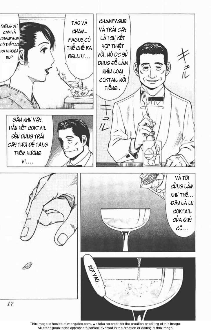 Bartender chap 16 Trang 15 - Mangak.info