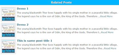 similar posts