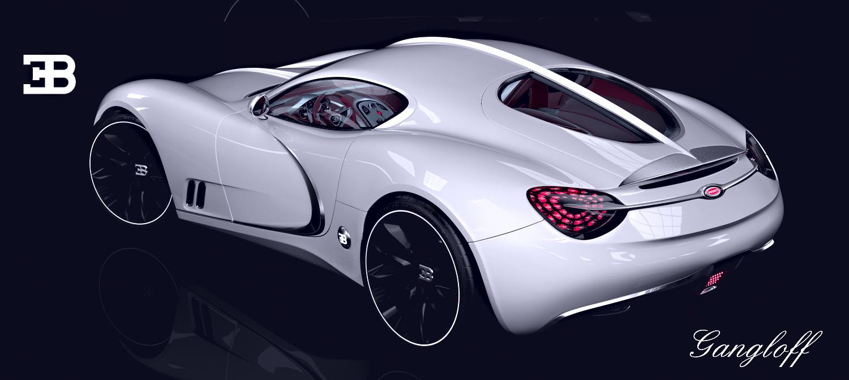 curso decoracao de interiores belo horizonte:Bugatti Gangloff Concept