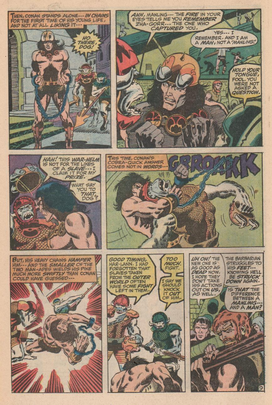Conan the Barbarian (1970) Issue #2 #14 - English 10