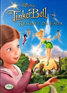 Assistir Tinker Bell e o Resgate da Fada Dublado Online HD