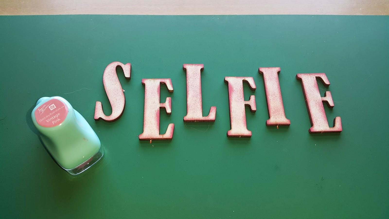 Mi Rincón Scrapero: Un selfie muy gatuno