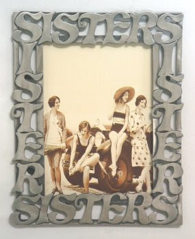 5 215 7 Sisters On 4 Edges Picture Frame