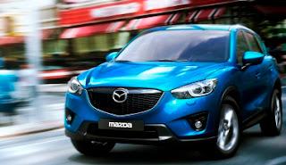 2013 Mazda CX-5 Exterior and Interior Photo Tour